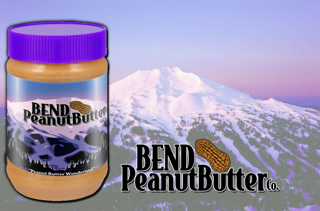 Bend Peanut Butter Co. Display – LacossDesigns.com