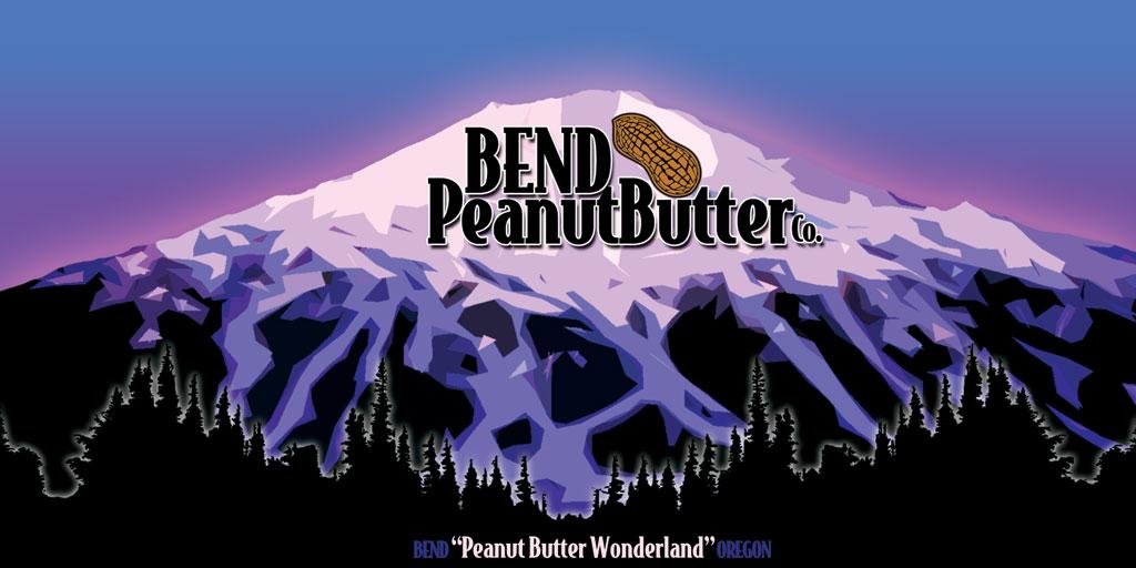 Bend Peanut Butter Co. Jar Label – LacossDesigns.com