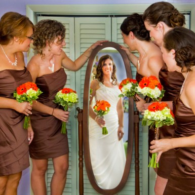 Bridal Reflection – LacossDesigns.com