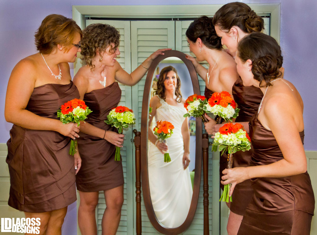 Bridal Reflection – LacossDesigns.com