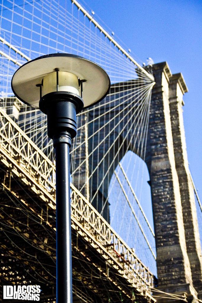 Brooklyn Bridge Lamp – LacossDesigns.com