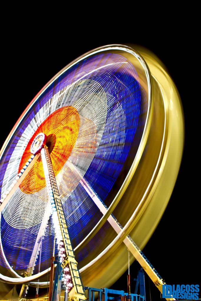 Ferris Wheel Motion – LacossDesigns.com
