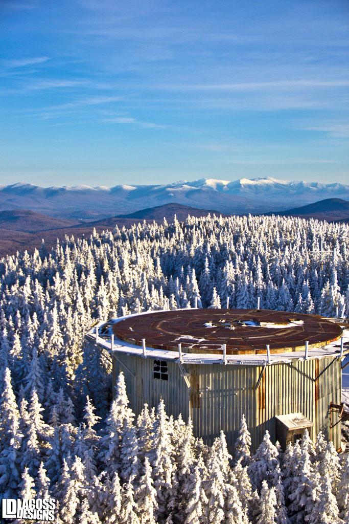 Radar Base Victory Vermont – LacossDesigns.com