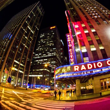 Radio City Music Hall NYC - LacossDesigns.com
