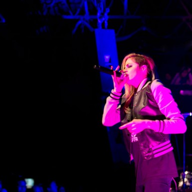 Carah Faye Fading Listening Shiny Toy Guns – LacossDesigns.com