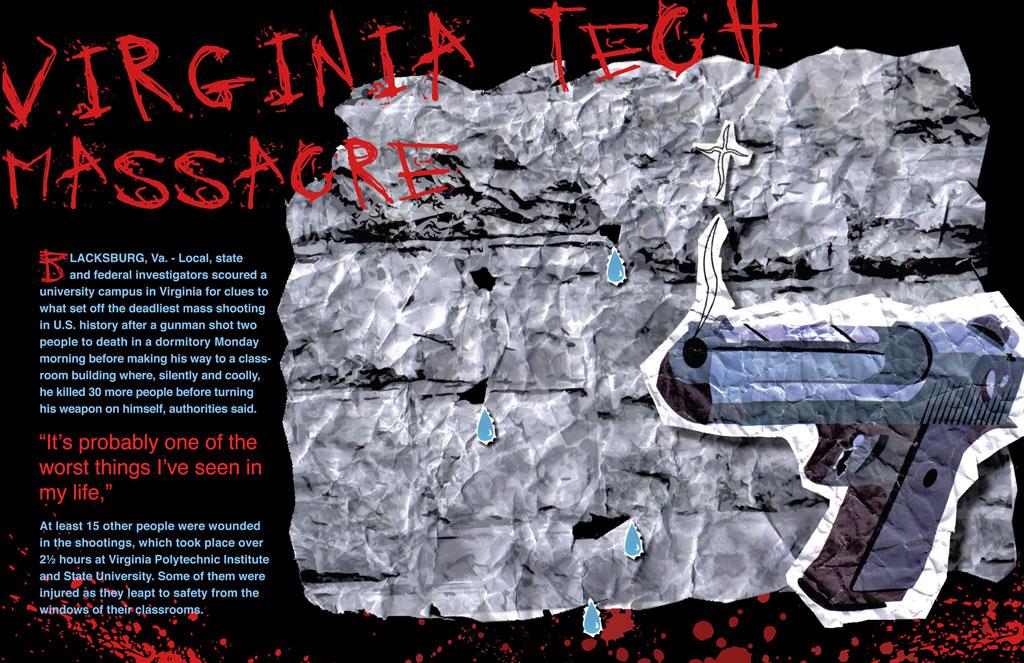 Virginia Tech Editorial – LacossDesigns.com